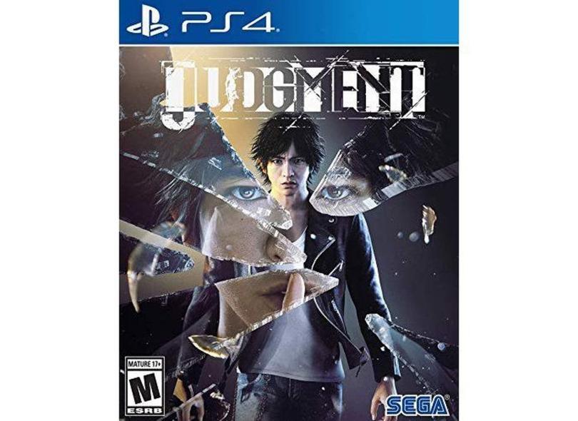 Jogo Judgment PS4 Sega