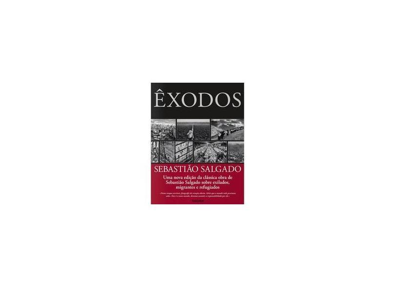 Êxodos - Salgado, Sebastião - 9783836561341