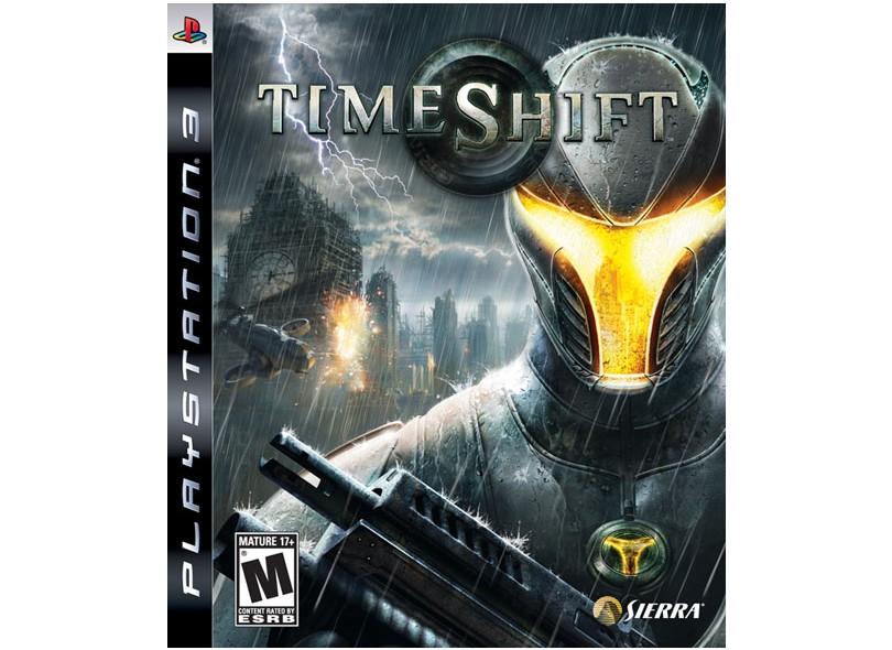 Jogo Time Shift Sierra PS3