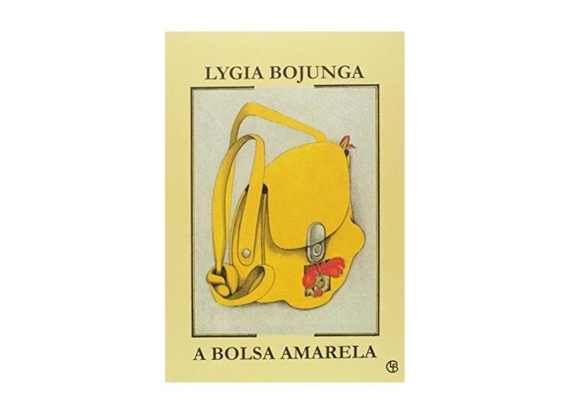 A Bolsa Amarela - 35ª Ed. - Bojunga, Lygia - 9788589020039