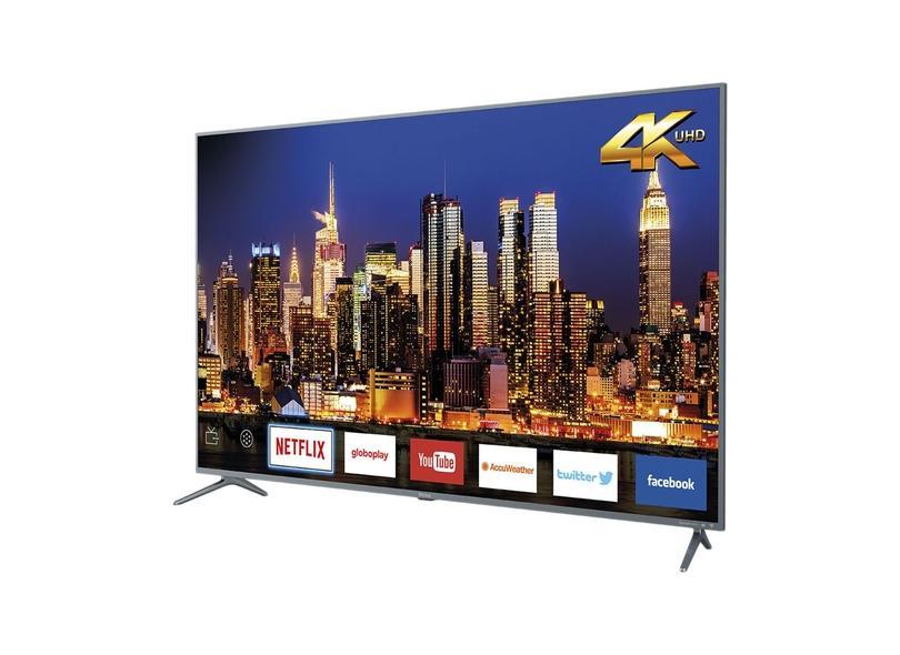 "Smart TV TV LED 58 "" Philco 4K Netflix PTV58F80SNS 4 HDMI"