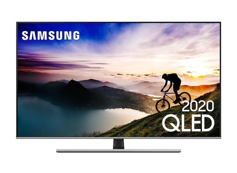 "Smart TV TV QLED 55 "" Samsung 4K QN55Q70TAGXZD 4 HDMI"