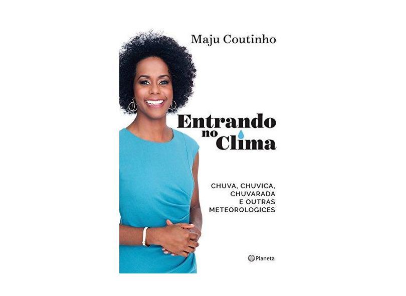 Entrando no Clima - Maju Coutinho - 9788542208740
