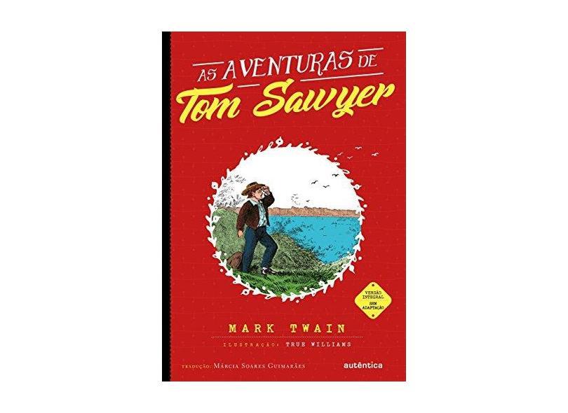 As Aventuras De Tom Sawyer - Twain, Mark - 9788551302859
