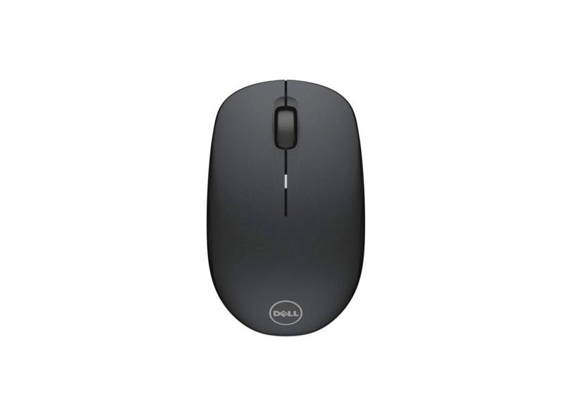 Mouse Óptico Notebook sem Fio WM126 - Dell