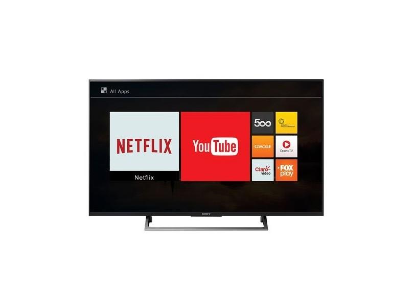 "Smart TV TV LED 49 "" Sony Bravia 4K KD-49X705E"
