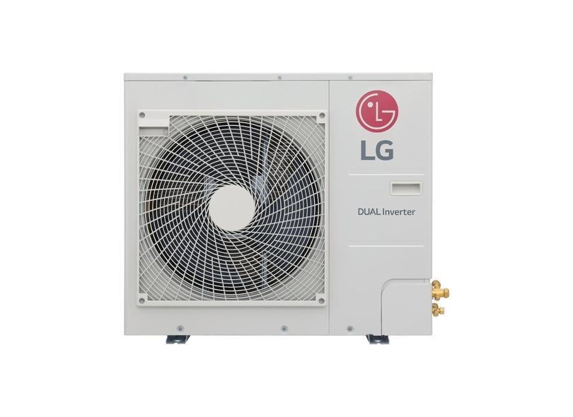 Ar Condicionado Split Hi Wall LG Dual Inverter Voice 36000 BTUs Inverter Controle Remoto Quente/Frio S4-W36R43FA