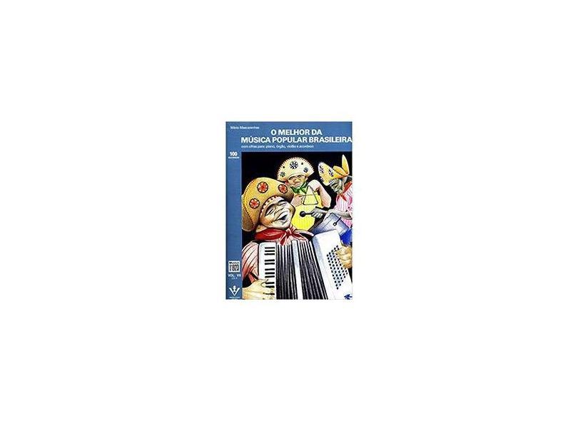 O Melhor da Musica Popular Brasileira Vol 7 - Mascarenhas, Mario - 9788585188771