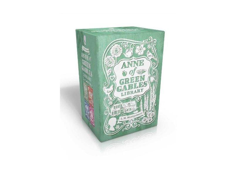 Anne of Green Gables Library - Lucy Maud Montgomery - 9781481409339