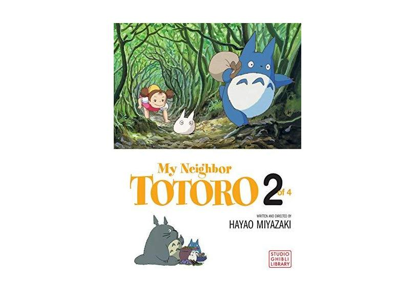 "V.2 My Neighbor Totoro - ""miyazaki, Hayao"" - 9781591166849"