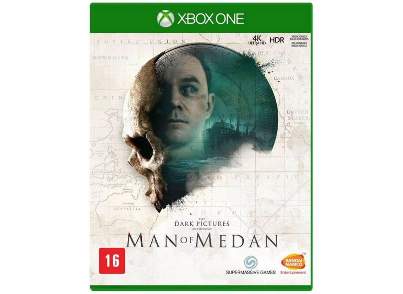 Jogo The Dark Pictures: Man of Medan Xbox One Bandai Namco