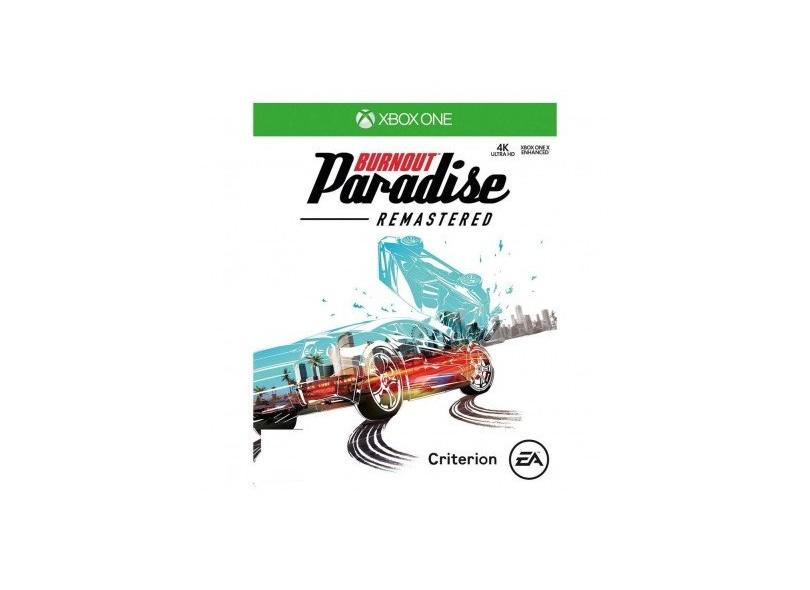 Jogo Burnout Paradise Remastered Xbox One EA