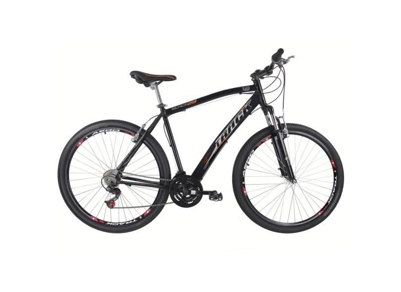 Bicicleta Track & Bikes 21 Marchas Aro 29 Suspensão Dianteira V-Brake Black 29