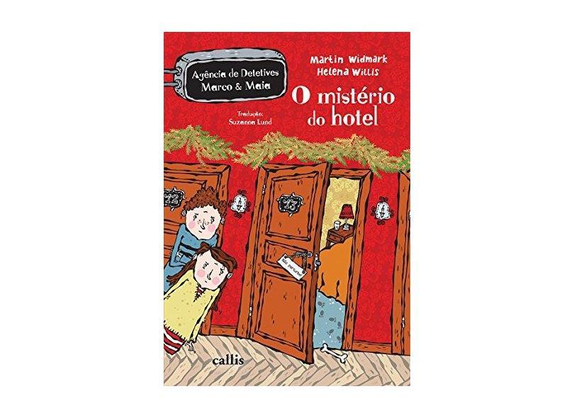 O Mistério do Hotel - Widmark, Martin - 9788574169583