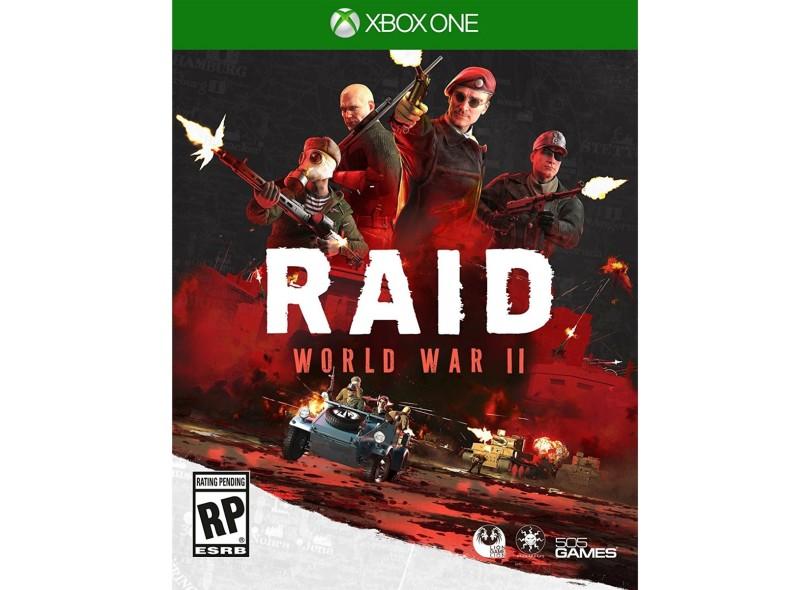 Jogo Raid World War II Xbox One 505 Games