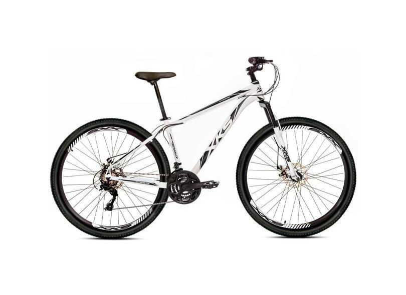 Bicicleta Mountain Bike XKS 21 Marchas Aro 29 Suspensão Dianteira a Disco Mecânico