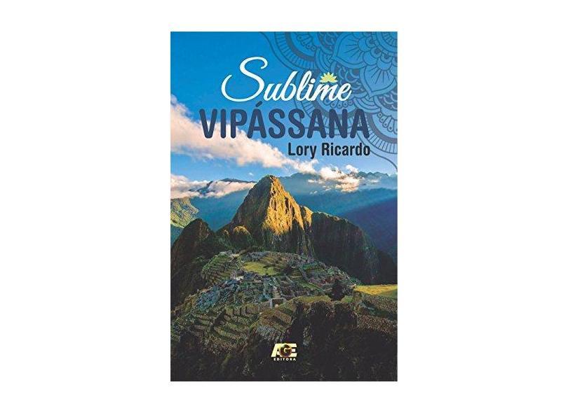 Sublime Vipássana - Lory Ricardo - 9788583433477
