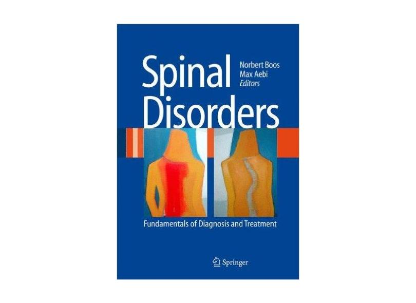 SPINAL DISORDERS - Boos - 9783540405115