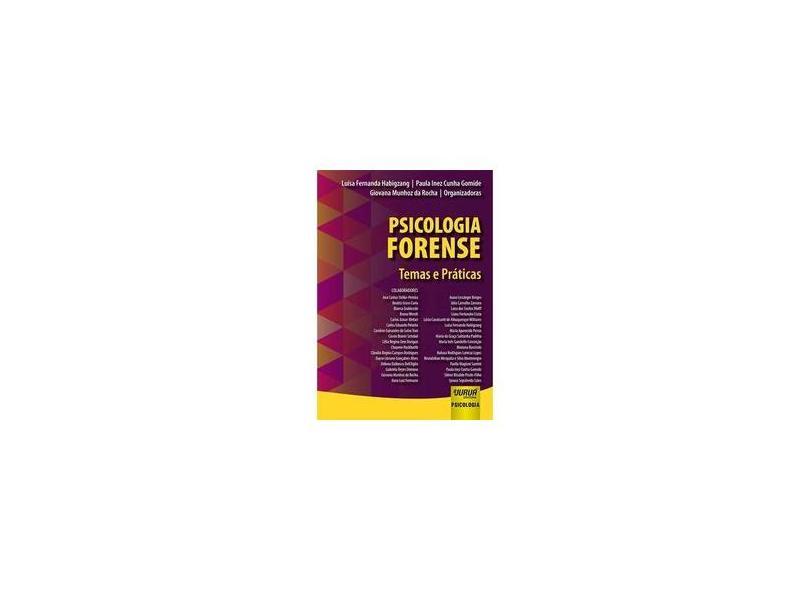 Psicologia Forense - Luísa Fernanda Habigzang - 9788536282022