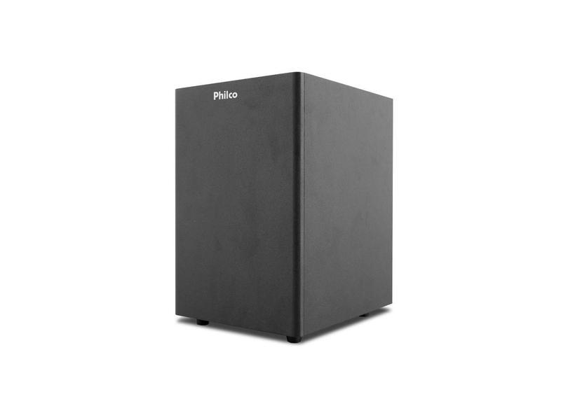 Home Theater Soundbar Philco 320 W 1 HDMI PSB05