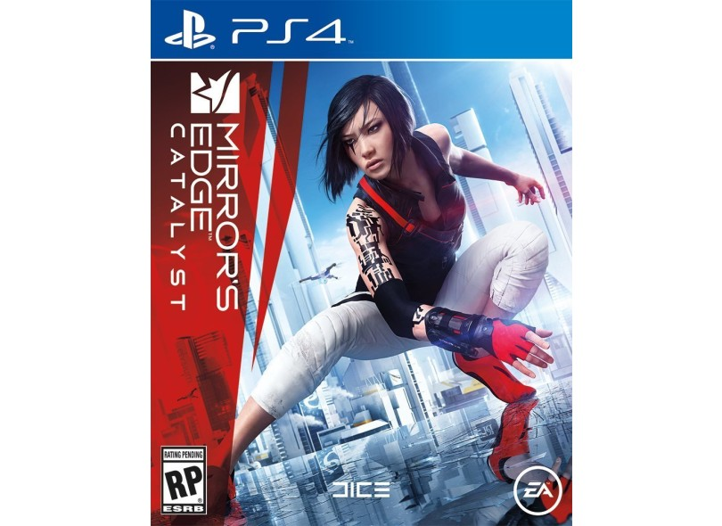 Jogo Mirror's Edge Catalyst PS4 EA