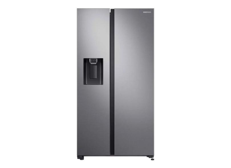 Geladeira Samsung Space Frost Free Side by Side 617 Litros RS65R5411M9