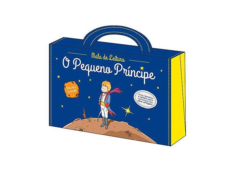 Mala De Leitura - O Pequeno Principe - Antoine De Saint Saint- Exupery - 9788561403553