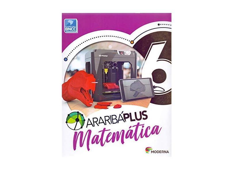 Araribá Plus. Matemática - 6º Ano - Vários Autores - 9788516112615