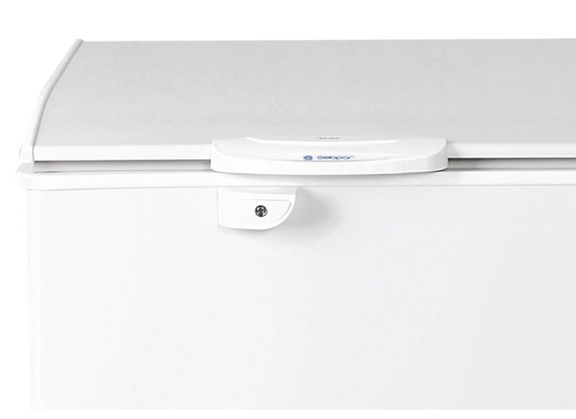 Freezer Horizontal 191 l Gelopar GHBS-220