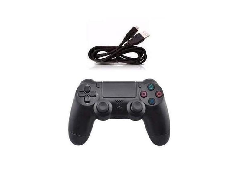 Joystick PS4 PC sem Fio KP-4128 - Knup