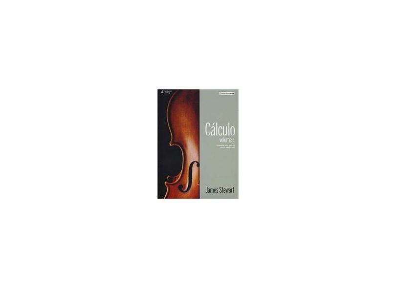 Cálculo - Vol.1 - Tradução da 8ª Edição Norte-americana - James Stewart - 9788522125838