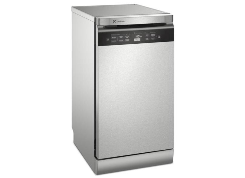 Lava-louças 10 Serviços Electrolux LL10X Inox