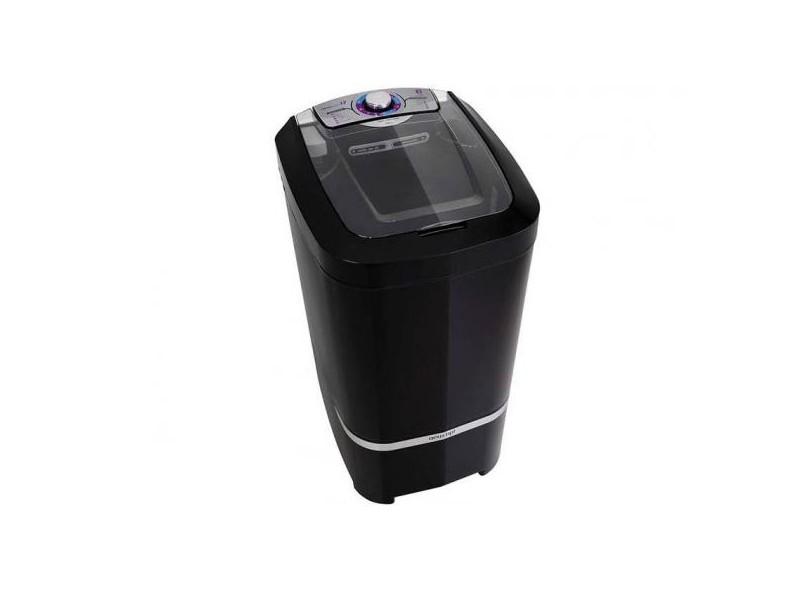 Lavadora Semiautomática Newmaq 12 kg New.Up! 12 Black