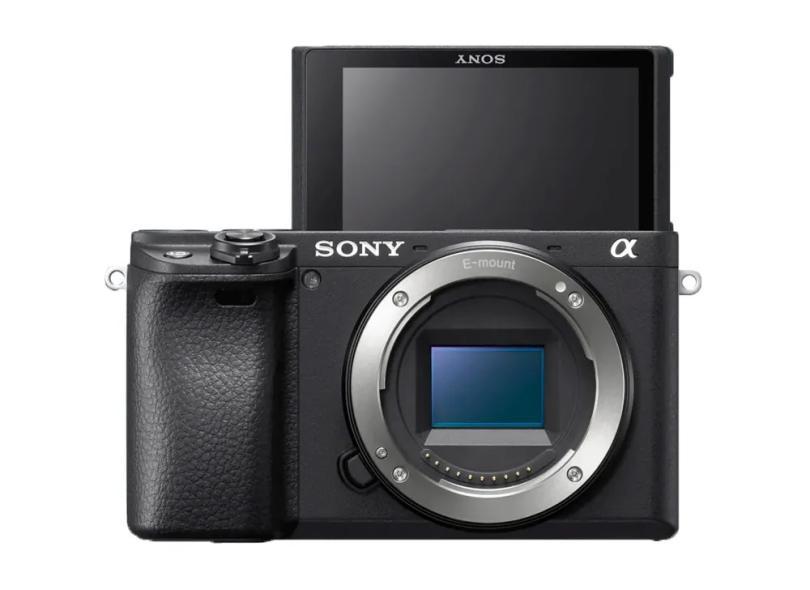 Câmera Digital Mirrorless Sony Alpha 24.2 MP 4K A6400