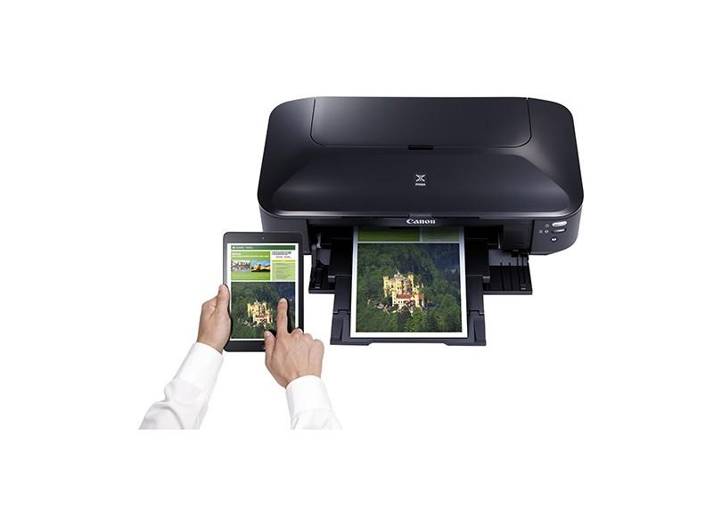 Impressora Canon PIXMA IX6810 Jato de Tinta Colorida Sem Fio