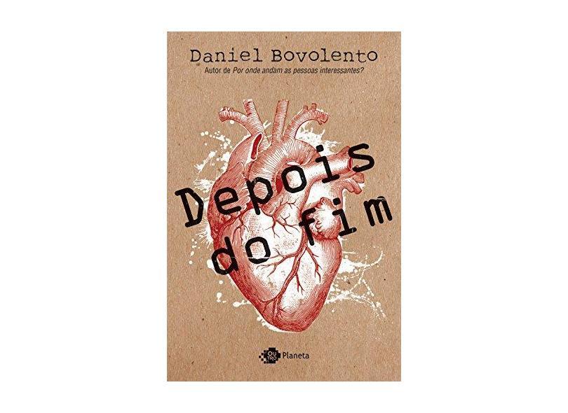 Depois Do Fim - Daniel Bovolento - 9788542207880