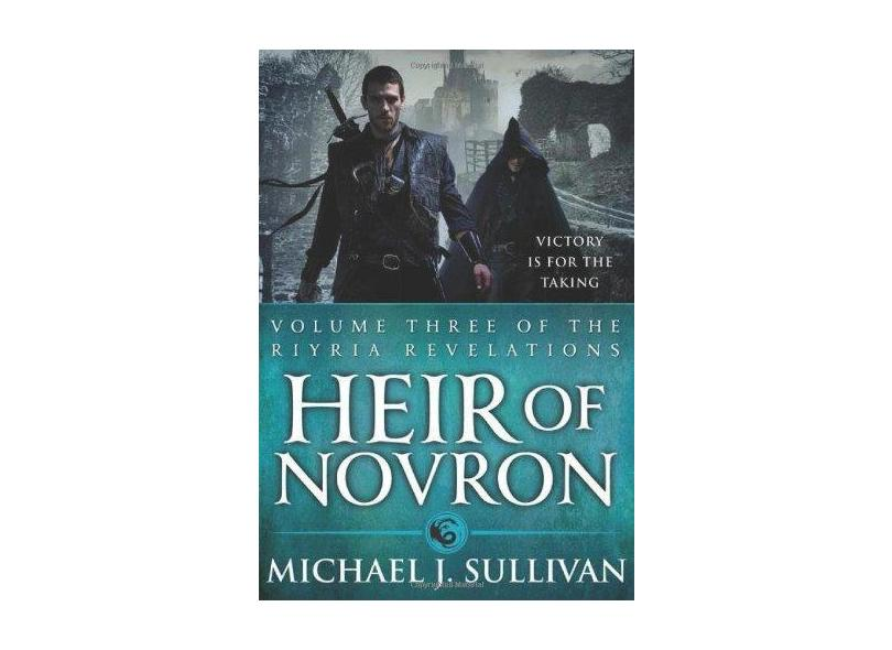 "Heir Of Novron - ""sullivan, Michael J."" - 9780316187718"