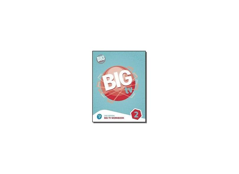 Big English 2 Big TV Workbook - Mario Herrera - 9781292203591