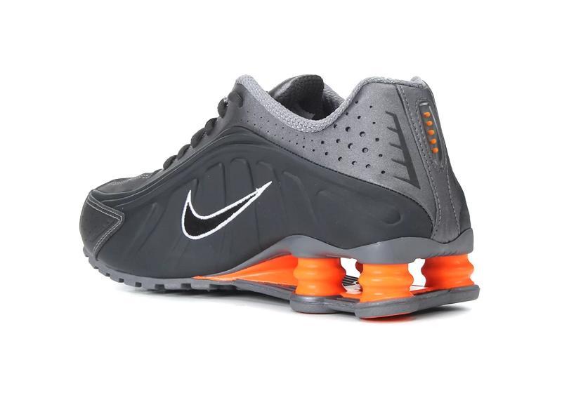 Tênis Nike Masculino Casual Shox R4