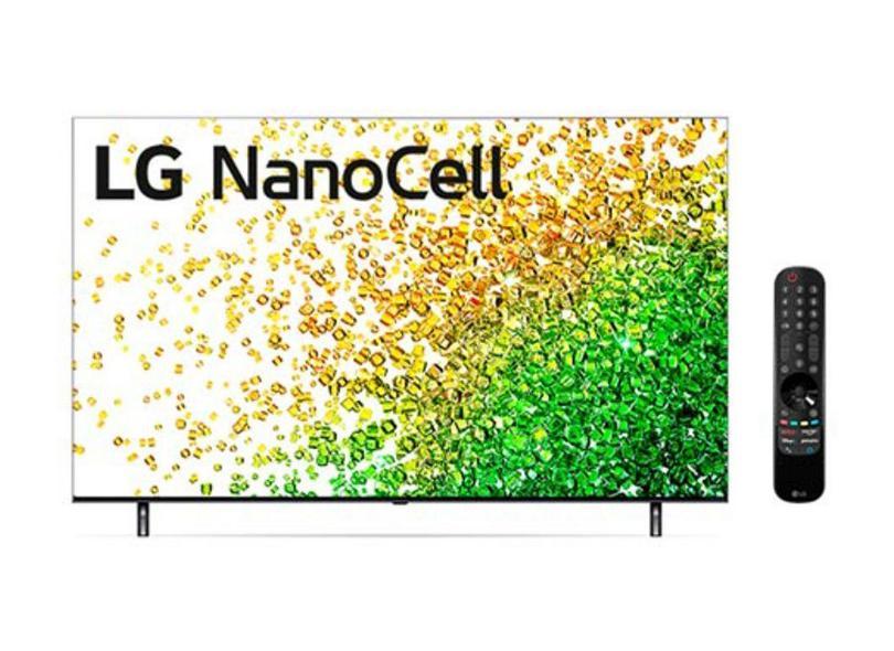 """Smart TV TV Nano Cristal 55 """" LG 4K 55NANO85SPA 4 HDMI"""