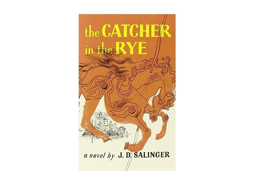 The Catcher In The Rye - J. D. Salinger - 9780316769488