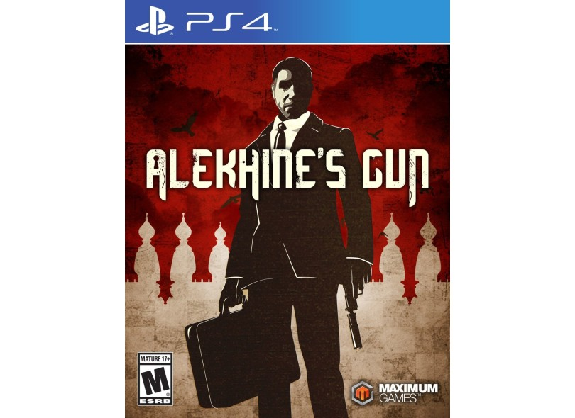 Jogo Alekhines Gun PS4 Maximum Family Games