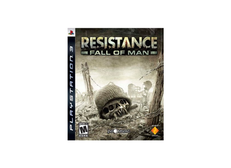 Jogo Resistance: Fall Of Man Sony PS3