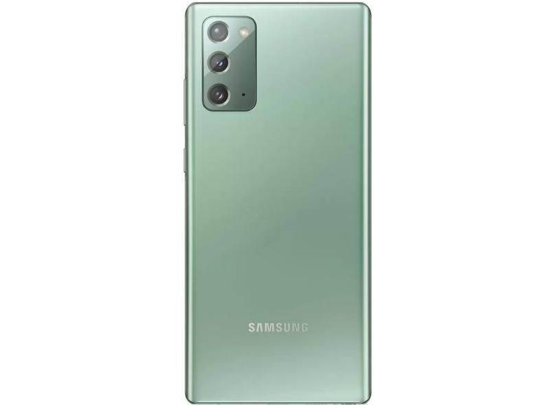 Smartphone Samsung Galaxy Note 20 5G 256GB Câmera Tripla Android 10