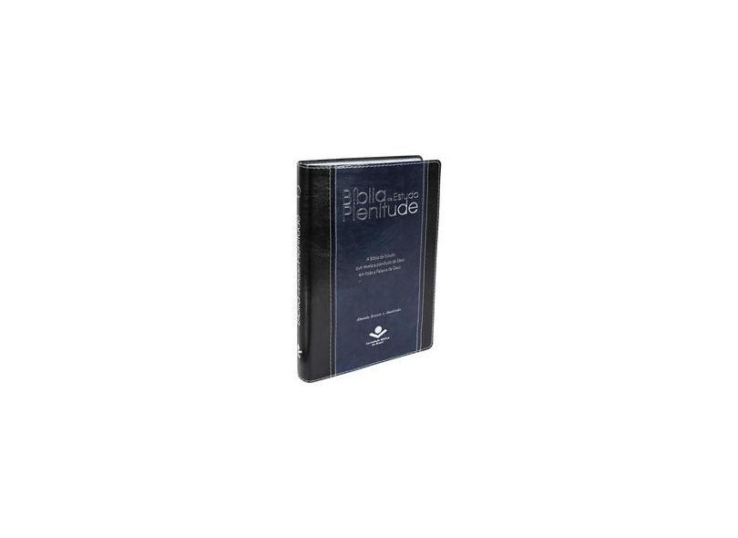 Bíblia de Estudo Plenitude - Vários Autores - 7898521816667