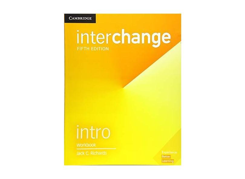 Interchange Intro Workbook - Jack C. Richards - 9781316622377