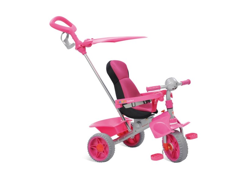 Triciclo Bandeirante Smart Comfort