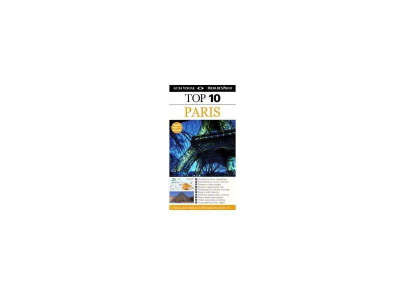 Top 10 Paris - Col. Guia Visual - Dailey, Donna; Gerrard, Mike - 9788579142802