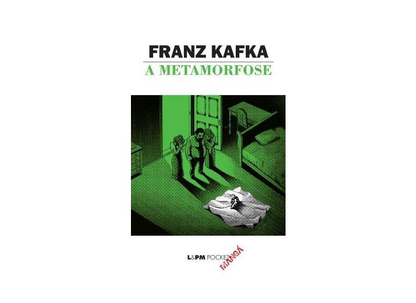 A Metamorfose - Franz Kafka - 9788525430694