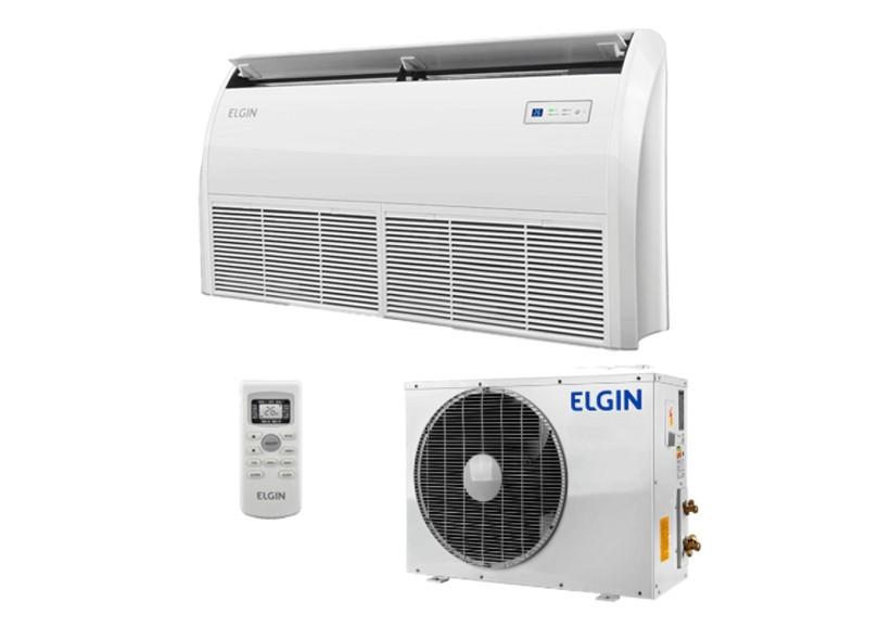 Ar Condicionado Split Piso / Teto Elgin Eco 36000 BTUs Controle Remoto Frio PEFI36B2NC / OUFE36B2NA